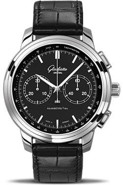 Glashutte Original,Glashutte Original - Quintessentials - Senator Chronograph XL - Watch Brands Direct