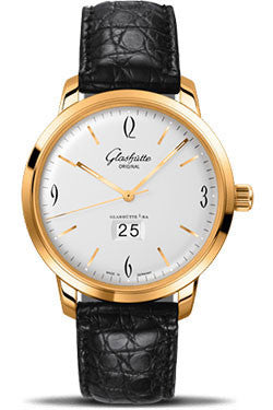 Glashutte Original,Glashutte Original - 20th Century Vintage - Sixties Panorama Date - Watch Brands Direct