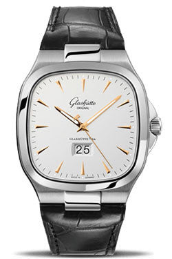 Glashutte Original,Glashutte Original - 20th Century Vintage - Seventies Panorama Date - Watch Brands Direct