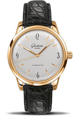 Glashutte Original,Glashutte Original - 20th Century Vintage - Senator Sixties - Watch Brands Direct