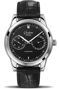 Glashutte Original,Glashutte Original - Quintessentials - Senator Hand Date - Watch Brands Direct