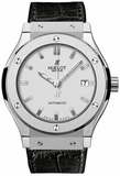 Hublot,Hublot - Classic Fusion 45mm Titanium - Watch Brands Direct