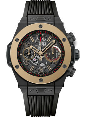 Hublot,Hublot - Big Bang 45mm Unico Magic Gold - Watch Brands Direct