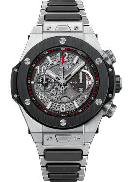 Hublot,Hublot - Big Bang 45mm Unico Titanium Ceramic - Watch Brands Direct