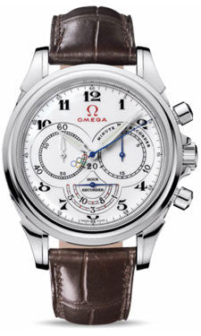 Omega,Omega - De Ville Olympic Collection Timeless - Watch Brands Direct