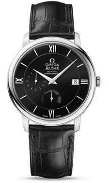 Omega,Omega - De Ville Prestige Co-Axial Power Reserve 39.5 mm - Stainless Steel - Watch Brands Direct