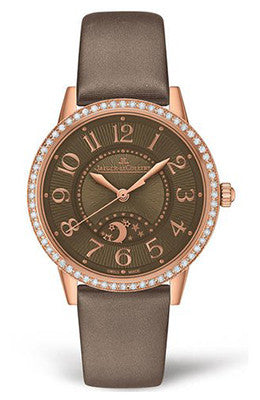 Jaeger-Lecoultre - Rendez-Vous - Rose Gold and Diamonds - Watch Brands Direct