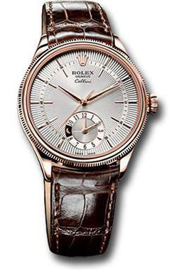 Rolex,Rolex - Cellini 39 - Everose Gold - Watch Brands Direct