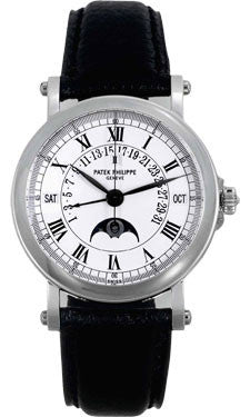 Patek Philippe,Patek Philippe - Grand Complications Perpetual Calendar Moonphase - 36 mm - Watch Brands Direct