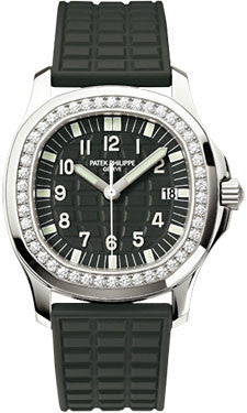 Patek Philippe,Patek Philippe - Aquanaut Ladies - Stainless Steel - Watch Brands Direct