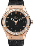 Hublot,Hublot - Classic Fusion 45mm Red Gold - Watch Brands Direct