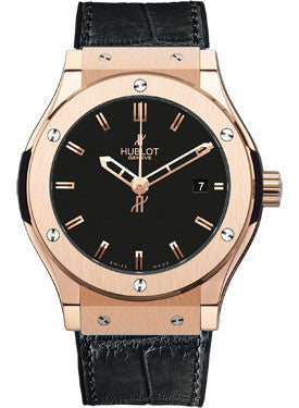Hublot,Hublot - Classic Fusion 45mm King Gold - Watch Brands Direct