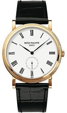 Patek Philippe,Patek Philippe - Calatrava 36mm - Yellow Gold - Watch Brands Direct