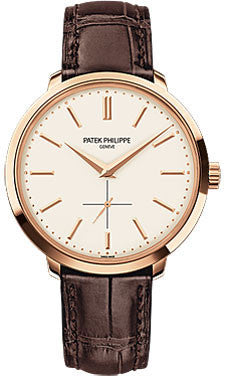 Patek Philippe,Patek Philippe - Calatrava 38mm - Rose Gold - Watch Brands Direct