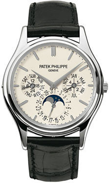 Patek Philippe,Patek Philippe - Grand Complications Perpetual Calendar Moonphase - 37.2 mm - Watch Brands Direct