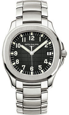 Patek Philippe,Patek Philippe - Aquanaut Mens - Stainless Steel - Watch Brands Direct