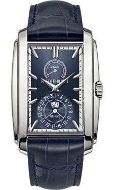 Patek Philippe,Patek Philippe - Gondolo Mens - White Gold - 32.4 mm × 46.9 mm - Watch Brands Direct