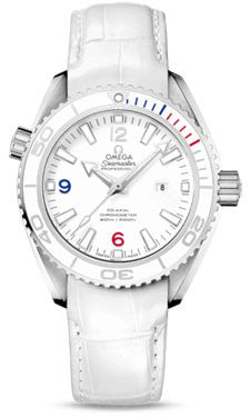 Omega,Omega - Seamaster Olympic Collection Sochi 2014 - 37.5mm - Limited Edition - Watch Brands Direct