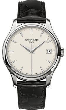 Patek Philippe,Patek Philippe - Calatrava 39mm - Stainless Steel - Watch Brands Direct