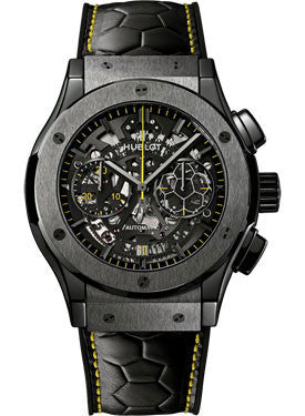 Hublot,Hublot - Classic Fusion 45mm Chronograph - Pele - Watch Brands Direct