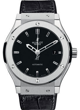 Hublot,Hublot - Classic Fusion 42mm Titanium - Watch Brands Direct
