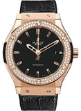 Hublot,Hublot - Classic Fusion 42mm Red Gold - Watch Brands Direct
