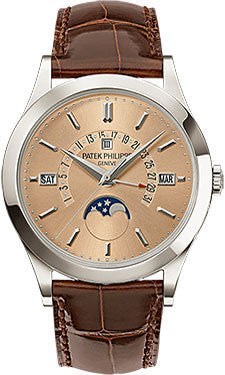 Patek Philippe,Patek Philippe - Grand Complications Perpetual Calender Retrograde - Watch Brands Direct