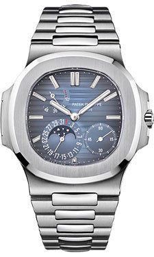 Patek Philippe,Patek Philippe - Nautilus Mens - Stainless Steel - 40 mm - Watch Brands Direct