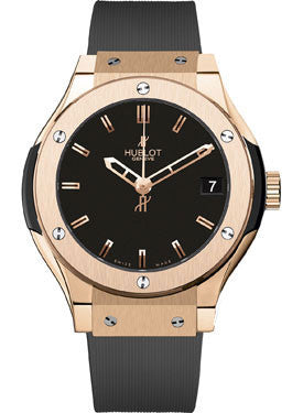 Hublot,Hublot - Classic Fusion 33mm King Gold - Watch Brands Direct
