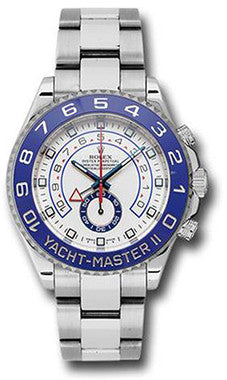 Rolex - Yacht-Master II 44mm - Stainless Steel