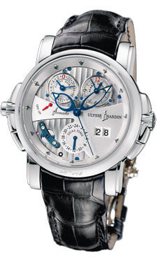 Ulysse Nardin,Ulysse Nardin - Sonata - Cathedral Dual Time - Watch Brands Direct
