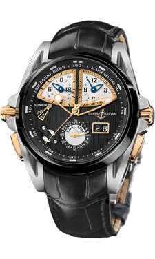 Ulysse Nardin,Ulysse Nardin - Sonata - Streamline - Watch Brands Direct