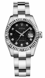 Rolex - Datejust Lady 26 - Steel Fluted Bezel - Watch Brands Direct  - 6