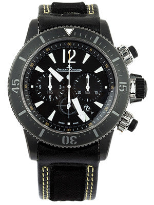 Jaeger-Lecoultre - Master Compressor - Diving Chronograph - GMT Navy Seals - Watch Brands Direct