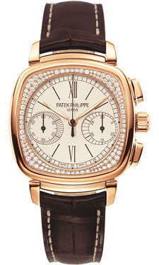 Patek Philippe,Patek Philippe - Complications Ladies First Chronograph - Rose Gold - Watch Brands Direct