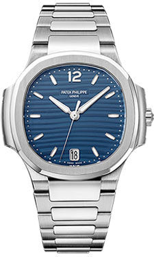 Patek Philippe,Patek Philippe - Nautilus Ladies - Stainless Steel - Watch Brands Direct
