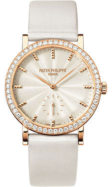 Patek Philippe,Patek Philippe - Calatrava 31mm - Rose Gold - Watch Brands Direct