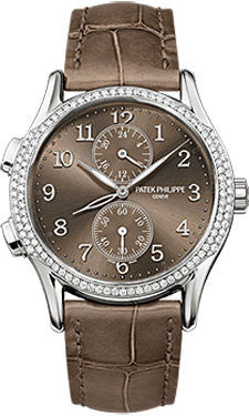 Patek Philippe,Patek Philippe - Complications Ladies Dual Time - Watch Brands Direct