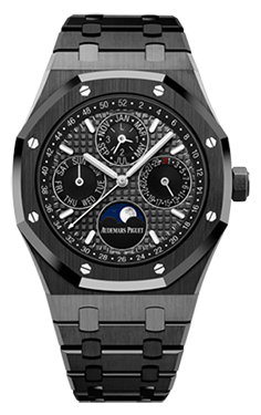 Audemars Piguet,Audemars Piguet - Royal Oak Perpetual Calendar - Watch Brands Direct