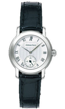 Audemars Piguet,Audemars Piguet - Jules Audemars Lady Small Seconds White Gold - 27mm - Watch Brands Direct