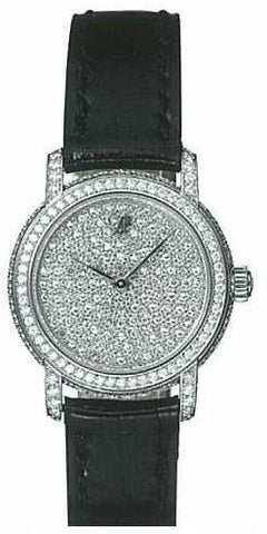 Audemars Piguet,Audemars Piguet - Jules Audemars Lady Diamond Paved - Watch Brands Direct