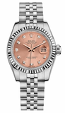 Rolex - Datejust Lady 26 - Steel Fluted Bezel - Watch Brands Direct  - 39
