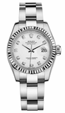 Rolex - Datejust Lady 26 - Steel Fluted Bezel - Watch Brands Direct  - 59