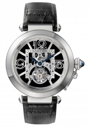 Cartier,Cartier - Pasha Tourbillon Chronograph - Watch Brands Direct
