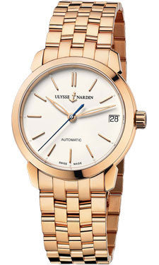 Ulysse Nardin,Ulysse Nardin - Classico Lady - Rose Gold - Bracelet - Watch Brands Direct