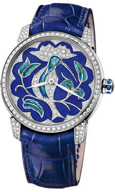 Ulysse Nardin,Ulysse Nardin - Classico Lady - White Gold - Watch Brands Direct