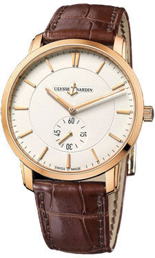 Ulysse Nardin,Ulysse Nardin - Classico Manual - Rose Gold - Watch Brands Direct