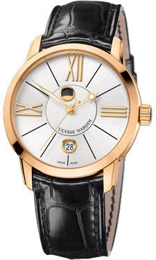 Ulysse Nardin,Ulysse Nardin - Classico Luna - Rose Gold - Watch Brands Direct