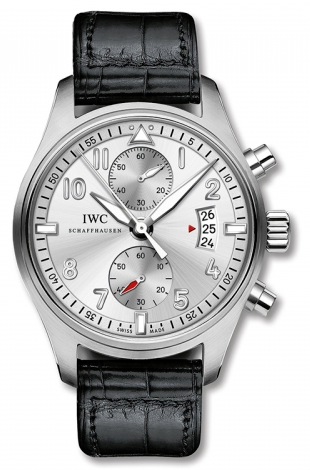 IWC,IWC - Pilots Watch Chronograph Edition Ju-Air - Limited Edition - Watch Brands Direct