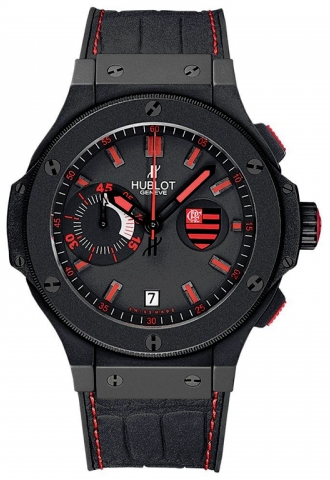 Hublot,Hublot - Big Bang 44mm Aero Bang Flamengo Bang - Watch Brands Direct